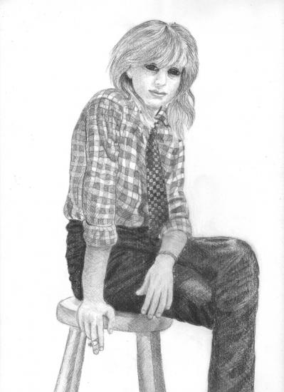 Mick Karn by Rhodesia